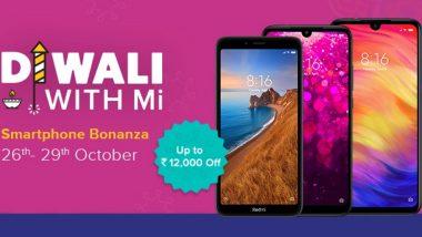 Diwali With Mi Sale 2019: Discounts up to Rs 12,000 on Mi A3, Redmi K20 Pro, Poco F1, Redmi Note 7 Pro & Redmi Go Mobile Phones