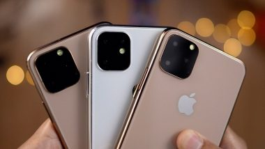 Apple Might Launch Four iPhones Next Year With 5G Connectivity: Report
