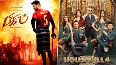 Vijay's Bigil Beats Akshay Kumar's Housefull 4 in Australia On Diwali Weekend - Here's How