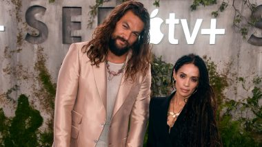 Aquaman Star Jason Momoa Reveals That His Latest Blind Warrior Role Made Him 'More Attentive' to His Wife