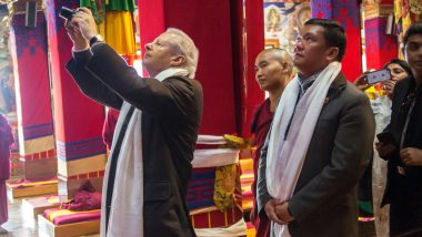 Tawang Festival 2019: India Gives Strong Message to China, US Ambassador Kenneth Juster Inaugurates Four-Day Festival