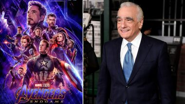 Avengers Endgame Writer Slams Martin Scorsese with an Epic Reply to His 'Marvel Movies Are Not Cinema' Remark