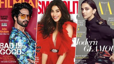 Deepika Padukone's Harper's Bazaar to Janhvi Kapoor's Cosmopolitan India - Let's have a Look at Best and Worst Magazine Covers of October 2019