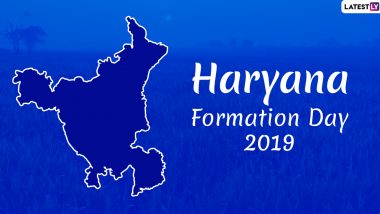 Haryana Formation Day 2019: Know History and Significance of The Day When Haryana Was Carved Out of Punjab