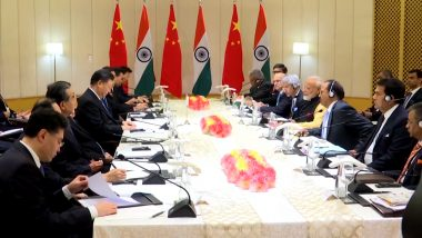 Modi-Xi Informal Summit Chinese President Xi Jinping Says He Is 'Overwhelmed By Indian Hospitality'