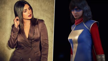 Kamala Khan's Ms Marvel Joins Marvel's Avengers Game and the Kickass Trailer Has Us Thinking How Priyanka Chopra Would Be a Perfect Fit for This Role!