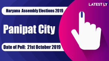 Panipat City Vidhan Sabha Constituency in Haryana: Sitting MLA, Candidates For Assembly Elections 2019, Results And Winners