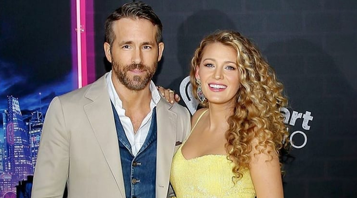 Ryan Reynolds is Not Missing any Masculine Company as He Enjoys Being Quarantined with Wife Blake Lively and Three Daughters