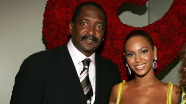 Beyonce's Father Mathew Knowles Is Diagnosed with Breast Cancer
