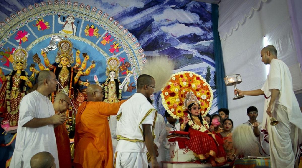 Bangladesh: Durga Puja Festival Celebrated in Dhaka by Hindu Community