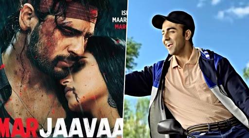Sidharth Malhotra's Marjaavaan To Now Release On November 15 To Make Way For Ayushmann Khurrana's Bala