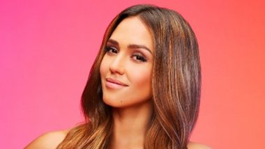 Jessica Alba Likes Getting Detached from the Entertainment World