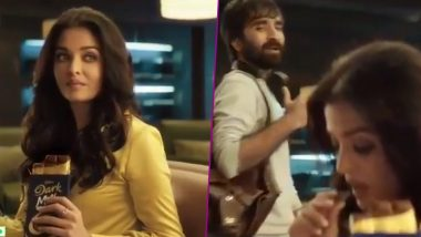 Aishwarya Rai Bachchan is a Total Charmer in her New Commercial for Cadbury Dark Milk (Watch Video)