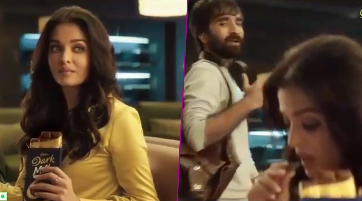 Aishwarya Rai Bachchan is a Total Charmer in her New Commercial for Cadbury Dark Milk (Watch Video)
