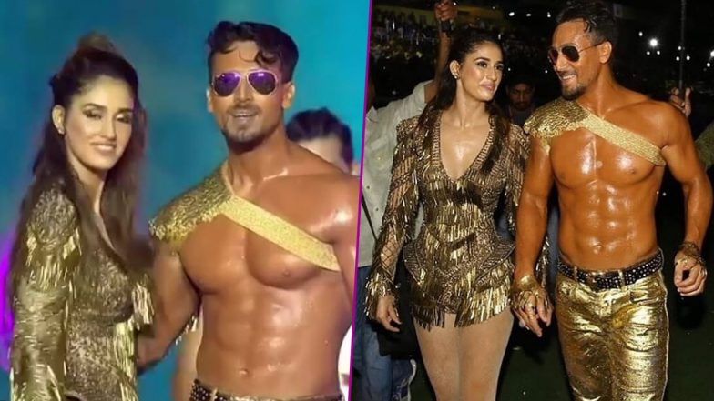 Indian Super League 2019-20 Opening Ceremony Pics: Tiger Shroff and Disha Patani Pack an Electrifying Performance on Stage!