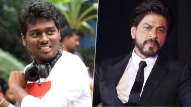 Shah Rukh Khan's Movie with Bigil Director Atlee Titled 'Sanki', Official Announcement on November 2?