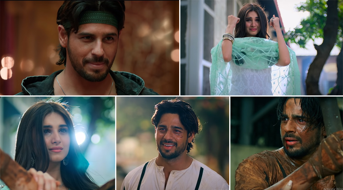 Marjaavaan Song Thodi Jagah: Arijit Singh's Soothing Voice Perfectly Conveys Sidharth Malhotra's Pain of Losing his Loved One (Watch Video)