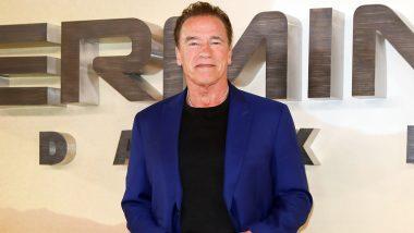 Arnold Schwarzenegger Accompanied by Pet Donkey Lulu During Workout (Watch Video)