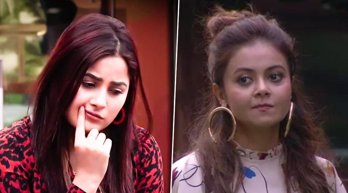 Bigg Boss 13: Did Devoleena Bhattacharjee SLAP Shehnaaz Gill? (Watch Video)