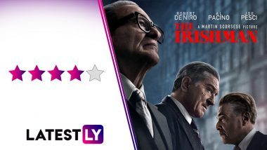 The Irishman Movie Review (MAMI 2019): Martin Scorsese's Crime Drama With Robert De Niro, Al Pacino, Joe Pesci Hails You Back to Glory Ol' GoodFellas Days