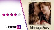 Marriage Story Movie Review (MAMI 2019): Scarlett Johannson and Adam Driver's Emotionally Charged Performances in This Separation Drama Will Leave You Moist Eyed