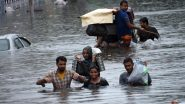 Bihar Floods: State Disaster Management Authority Says Over 7 Lakh Families, 15 Districts Affected; Announces Rs 6,000 Gratuitous Relief to Each Family
