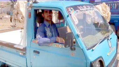 Mohammad Hafeez Slams PCB as Pakistani Cricketer Fazal Subhan's Video Driving Pick Up Van Goes Viral