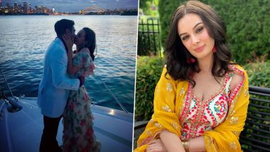 Saaho Actress Evelyn Sharma gets Engaged to Boyfriend Tushaan Bhindi - View Pic