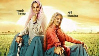 Saand Ki Aankh Quick Movie Review: Taapsee Pannu, Bhumi Pednekar's Film is an Entertaining Watch