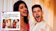 Karwa Chauth 2019: Priyanka Chopra and Nick Jonas' Picture from Their Celebration Goes Viral and You'll See Why