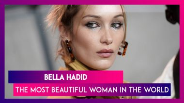 Super Model Bella Hadid Declared The Most Beautiful Woman In The World By Scientists