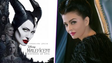 Aishwarya Rai Bachchan to Dub for Angelina Jolie's Character in the Hindi Version of Disney's Maleficent: Mistress of Evil