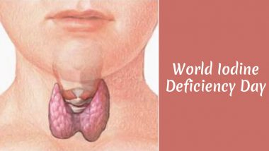 World Iodine Deficiency Day: Dangerous Consequences of Iodine Deficiency That You Must Know Of