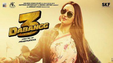 Sonakshi Sinha Takes On Sexy Avatar for Salman Khan Starrer 'Dabangg 3' (Watch Video)