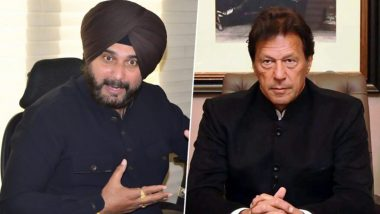 Pakistan Invites Congress Leader Navjot Singh Sidhu For Kartarpur Corridor Opening Ceremony on November 9