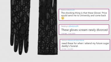 Gucci Gloves for Over 30k Have Netizens React with Funny Memes and We're Not Sure If We Should Laugh or Cry!