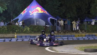 Red Bull Kart Fight National Final To Be Held In Hyderabad on October 18