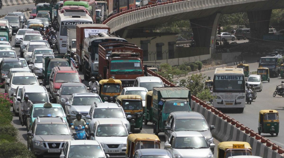 Delhi Traffic Update For February 16, 2020: Delhi Police Issues Traffic Advisory Ahead of Arvind Kejriwal's Swearing-in Ceremony