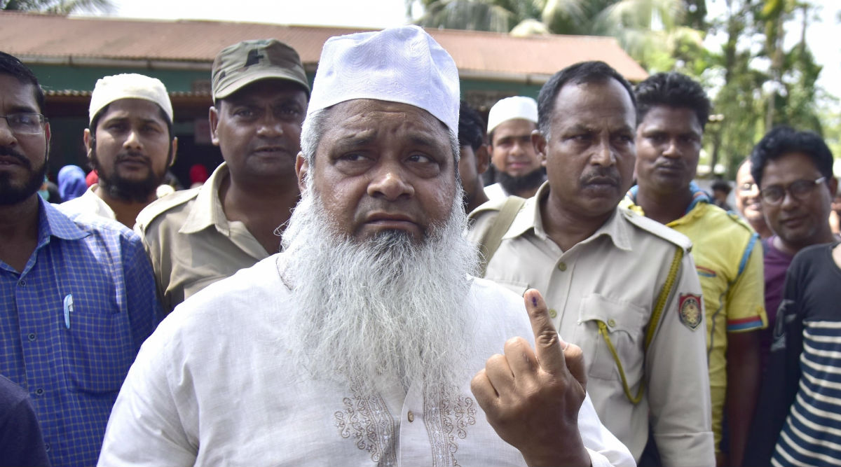 Assam 2-Child Policy: 'RSS Wants Hindus to Produce More Children, BJP Govt Contradicting Them', Says AIUDF MP Badruddin Ajmal