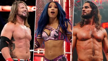 Diwali 2019: Seth Rollins, AJ Styles, Sasha Banks and Other WWE Wrestlers Wish Indian Fans (Watch Video)