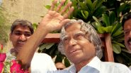 APJ Abdul Kalam 88th Birthday: 12 Books by the Former President of India That Are A Must-Read