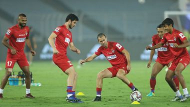 ISL 2019 ATK vs Hyderabad FC Live Streaming Online on Hotstar: Check Live Football Score, Watch Free Telecast of ATK vs HYD in Indian Super League 6 on TV
