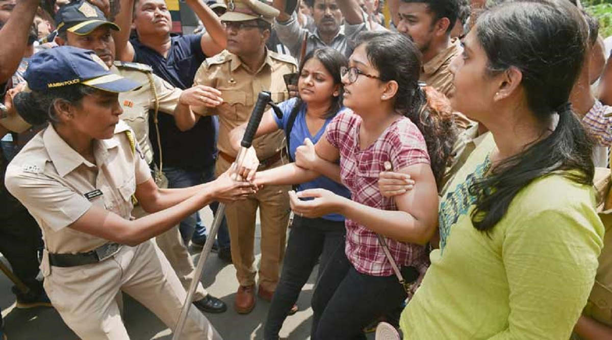 Aarey Protests: Bombay High Court Rejects Fresh Plea Seeking Stay on Felling of Trees; Bail of 29 Detained Activists Rejected