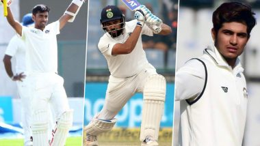 Rohit Sharma's Effectiveness As Test Opener? 3 Players Who Might Have Been a Better Option Than Limited-Over Veteran in India vs South Africa Test Series 2019
