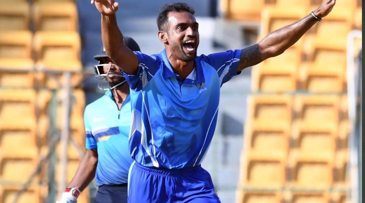 Karnataka Clinch Vijay Hazare Trophy 2019–20 Title After Defeating Tamil Nadu in Final, Twitterati Hail Abhimanyu Mithun's Hat-Trick; KL Rahul's Batting