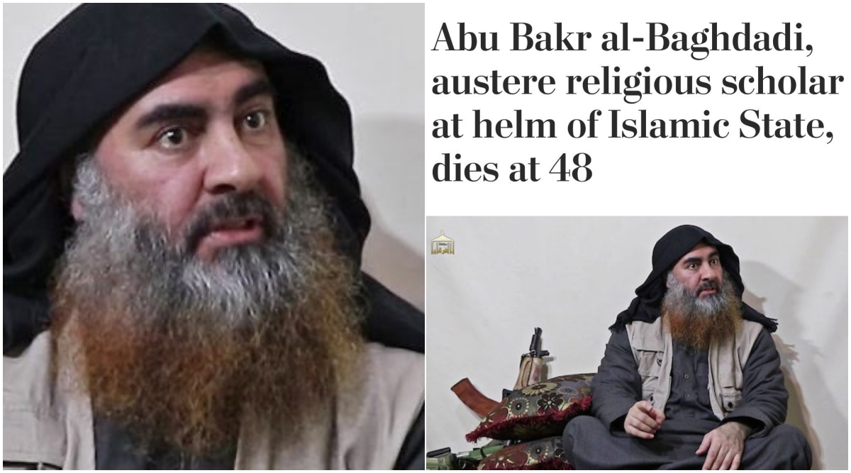 #WaPoDeathNotices Trend Online After People Troll Washington Post For Calling ISIS Leader Abu Bakr al-Baghdadi 'Austere Religious Scholar' in Obituary