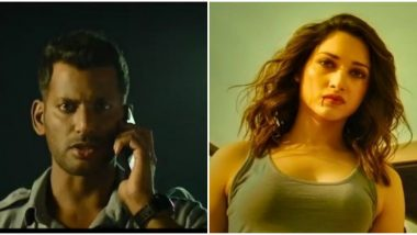 Action Trailer: Vishal and Tamannaah Bhatia Gear Up For a Promising Entertainer (Watch Video)