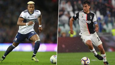 Top 5 Goals of the Week: From Adama Traore vs Manchester City to Paulo Dybala vs Inter Milan, Watch Videos of the Best of Football Goals