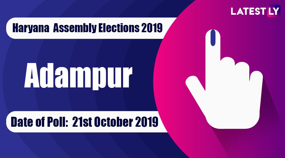 Adampur Vidhan Sabha Constituency Election Result 2019 in Haryana: Kuldeep Bishnoi of Congress Wins MLA Seat in Assembly Polls
