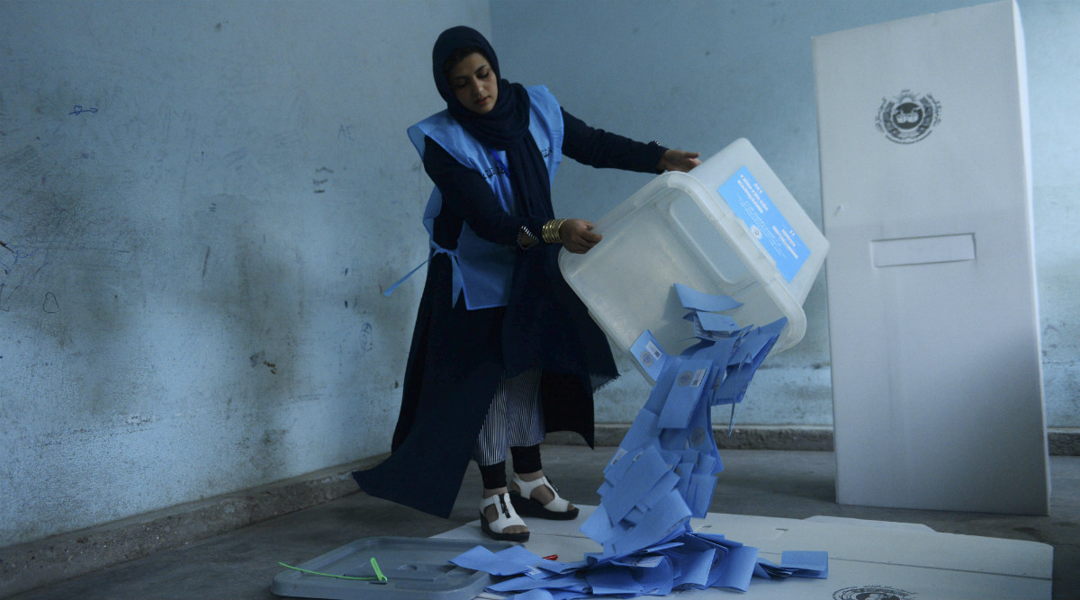 Afghanistan Preliminary Results for Presidential Election Delayed Due to Technical Issues, IEC Apologises